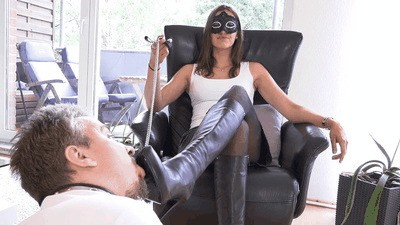 The taste of boot soles and the smell of nylons