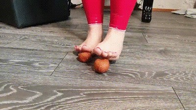 Eat off my feet