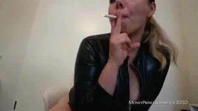 Teure SMOKING Wichsanleitung