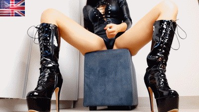 Boot Worship & Licking Lesson