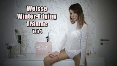 Weiße Winter-Edging Träume - Teil 4