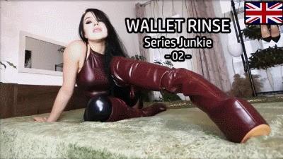 WALLET RINSE - Series Junkie 02