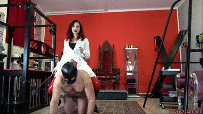 Lady Scarlet - The hard ride