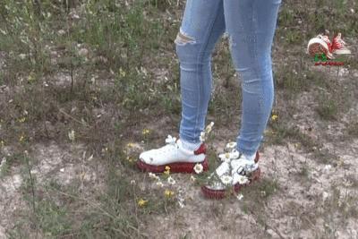 Walk in Karl's sneakers 1 - part C