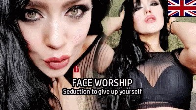 FACE WORSHIP - Seduction to give up yourself!
