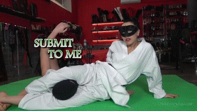 MISTRESS GAIA - SUBMIT TO ME - HD