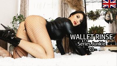 WALLET RINSE - Series Junkie 03