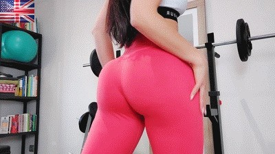 Addicted to my ass in yoga pants