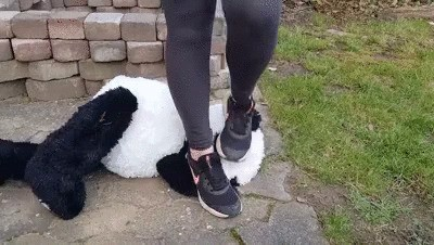 Sneakergirly Lucy - Big Plush Toy
