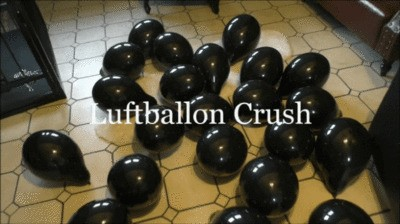 Luftballon Crush
