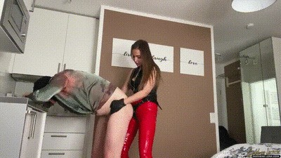 Ass and mouth fucked