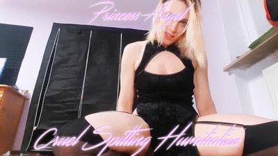 Cruel Spitting Humiliation