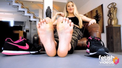 Absolute Foot Slave Lesson