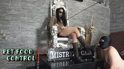 MISTRESS GAIA - PET FOOD CONTROL - HD