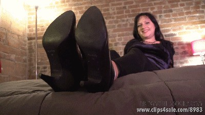 Mary's Sweaty Feet - (Full HD 1080p Version)