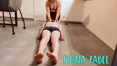 Goddess Fiona Dr Martens Trampling