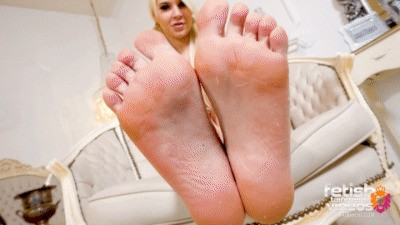 3 new foot slave lessons