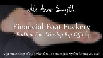 Financial Foot Fuckery