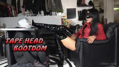 MISTRESS GAIA - TAPE HEAD BOOTDOM - HD