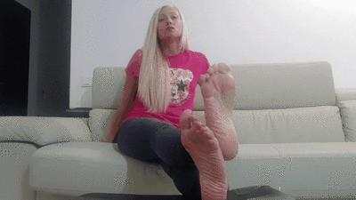 Foot Aroma 4 My Slave