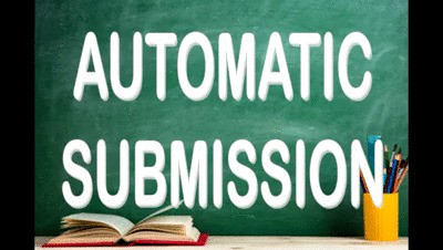 AUTOMATIC SUBMISSION