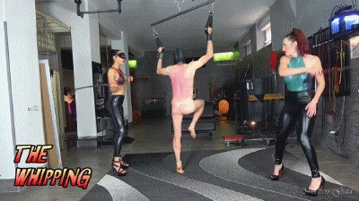 MISTRESS GAIA - THE WHIPPING - HD