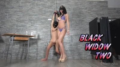 MISTRESS GAIA - BLACK WIDOW TWO - HD