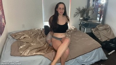 Slave Smothered by a THICK ASS - Goddess Lana - {HD}