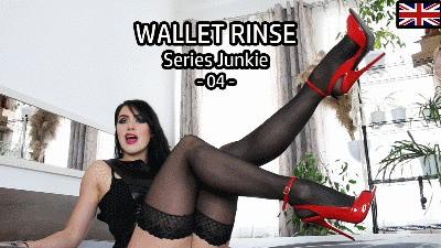 WALLET RINSE - Series Junkie 04