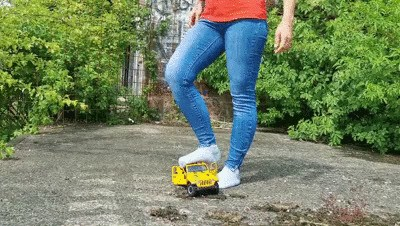Sneakergirly Sophia - Jeep Crush