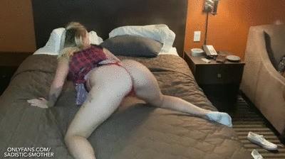 Dirty Ass Sniffing Slave - Princess Natalie - {HD}