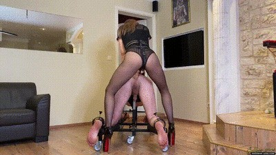 Slave fixed and then fucked hard