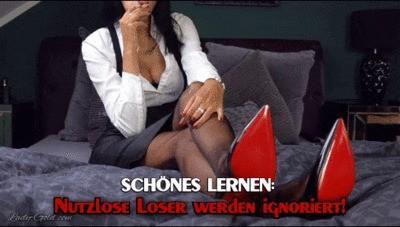 Schönes Lernen: Nutzlose Loser werden ignoriert!