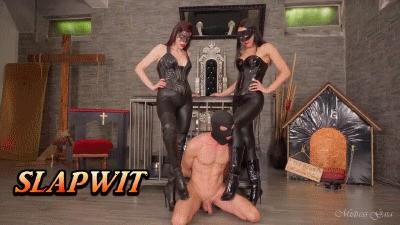MISTRESS GAIA - SLAPWIT - HD
