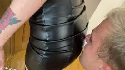 Demonic Sofi - Lick My Asshole Slave!