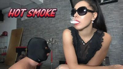 MISTRESS GAIA - HOT SMOKE - HD