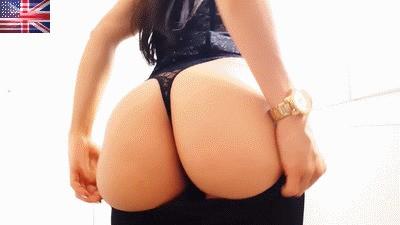 My ass controls you