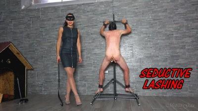 MISTRESS GAIA - SEDUCTIVE LASHING - HD