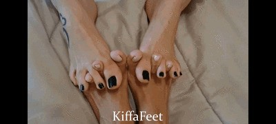 Goddess Kiffa and Lana Noccioli - Lesbian Each Other Sexy Foot tease Worship EP 1 - PART 1 - FOOT TEASE -  LINGERIE - LESBIAN FOOT TEASE - HIGH HEELS - DANGLING - SWEATY FEET - SWEATY FEET - TOES - SOLES - CONSENSUAL CANDID - TABOO - FOOT TEASE