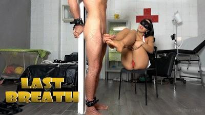 MISTRESS GAIA - LAST BREATH - HD