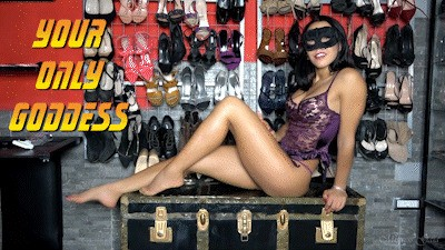 MISTRESS GAIA - YOUR ONLY GODDESS - HD
