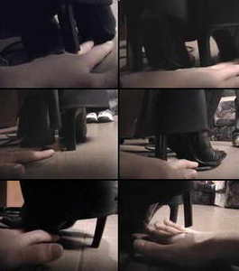 Hand trample in hotel 2 REAL !!!